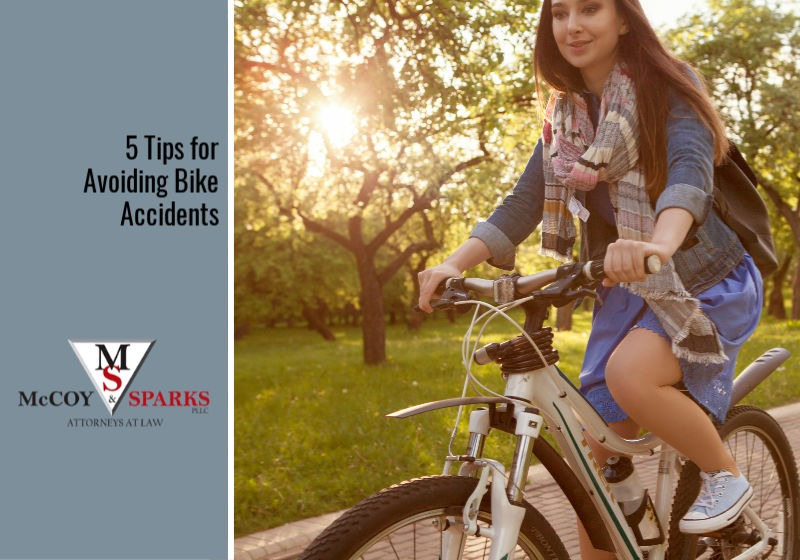 5 Tips for Avoiding Bike Accidents