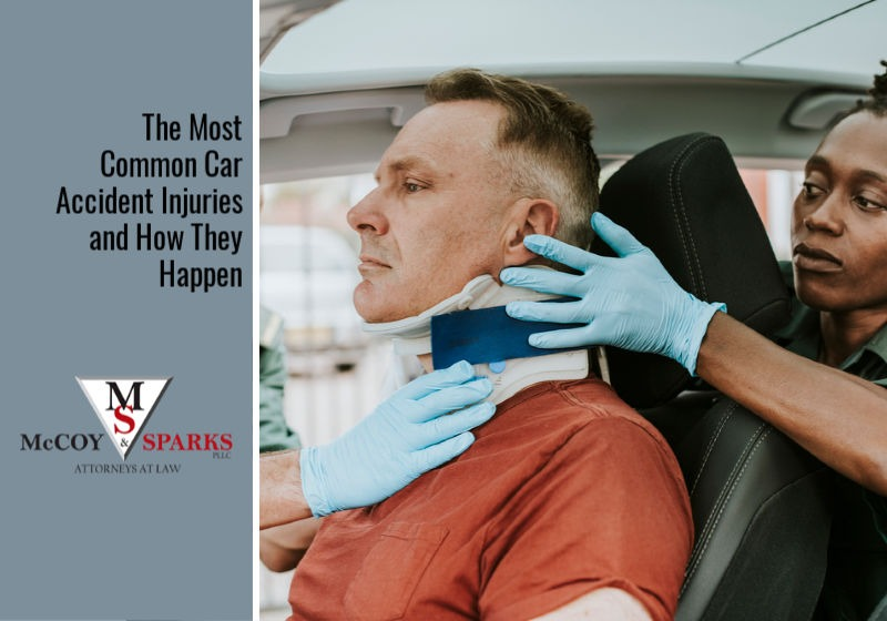 The Most Common Car Accident Injuries and How They Happen