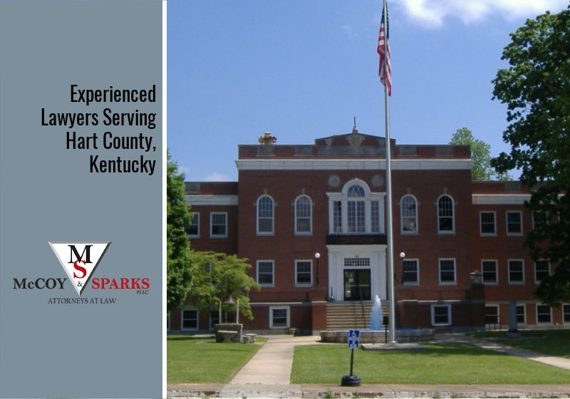 Experienced Lawyers Serving Hart County, Kentucky