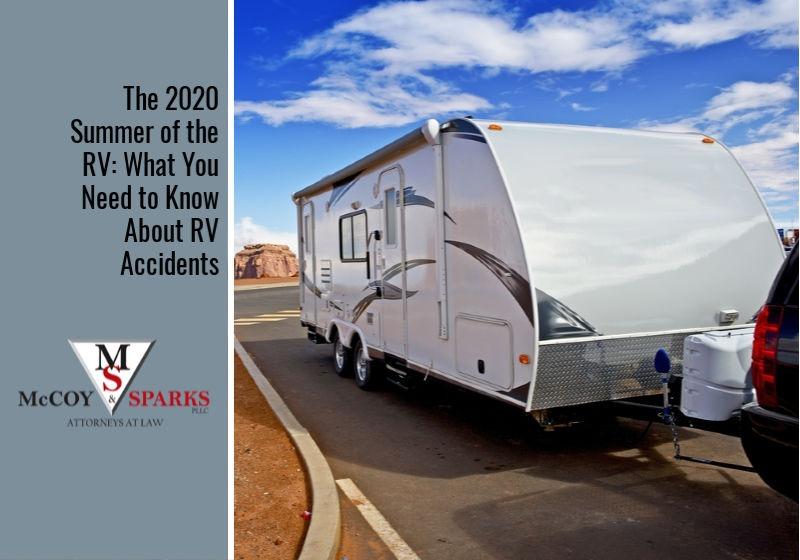 accidents involving rv