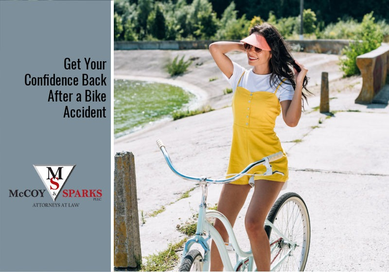 Get Your Confidence Back After a Bike Accident