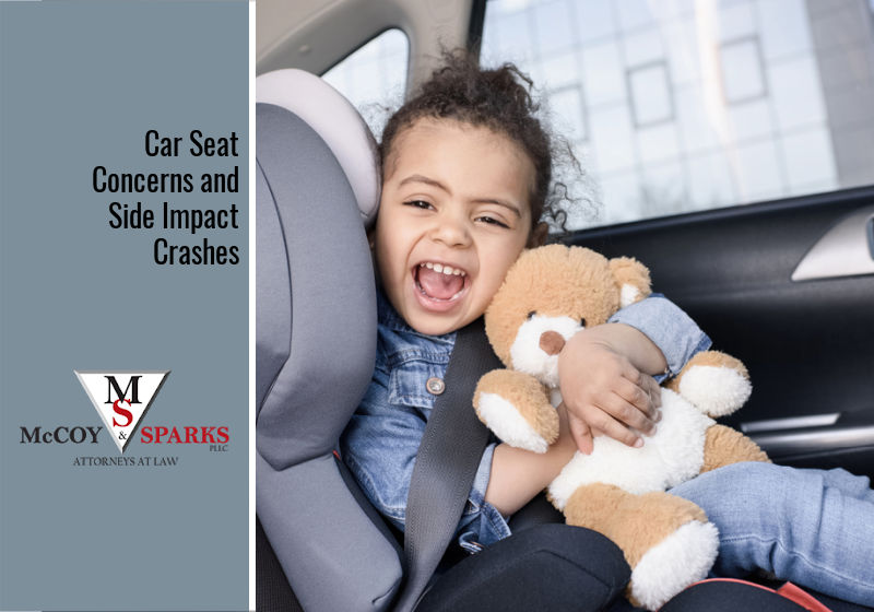 Car Seat Concerns and Side Impact Crashes
