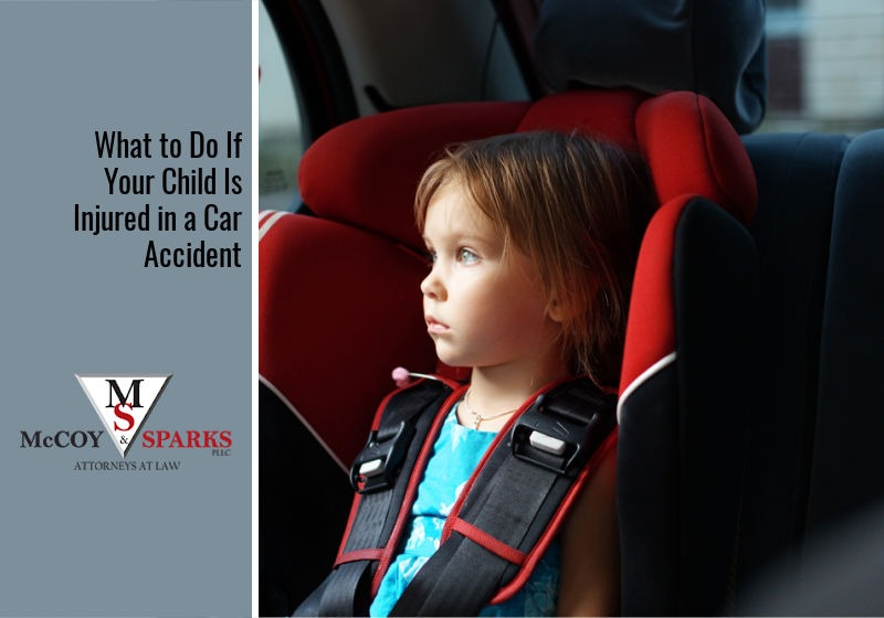What to Do If Your Child Is Injured in a Car Accident