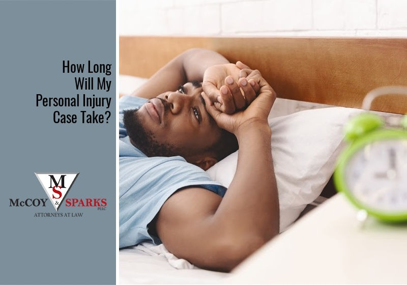 How Long Will My Personal Injury Case Take?