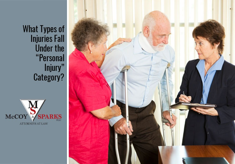 "What Types of Injuries Fall Under the ""Personal Injury"" Category?"