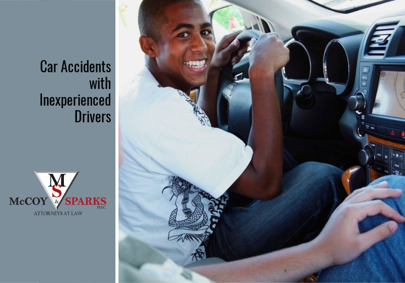 Car Accidents with Inexperienced Drivers