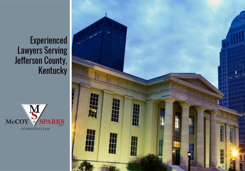 Jefferson county experienced lawyers