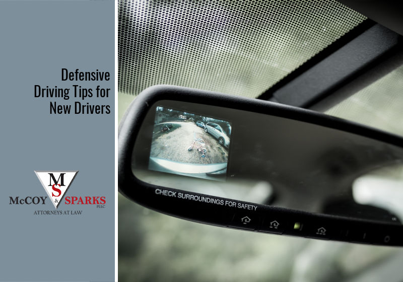 Defensive Driving Tips for New Drivers