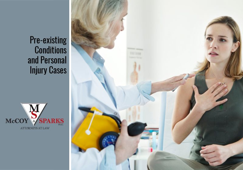 Do Pre-Existing Conditions Complicate Personal Injury Cases?