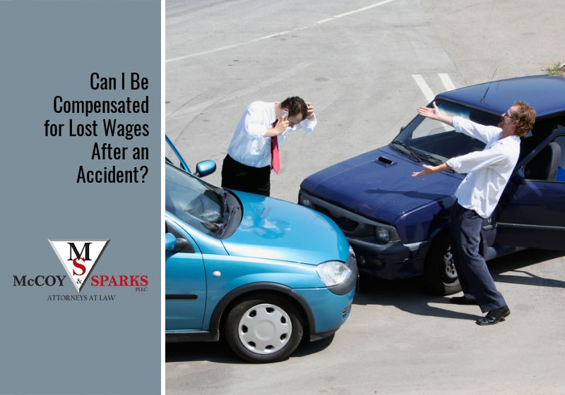 Can I Be Compensated for Lost Wages After an Accident?