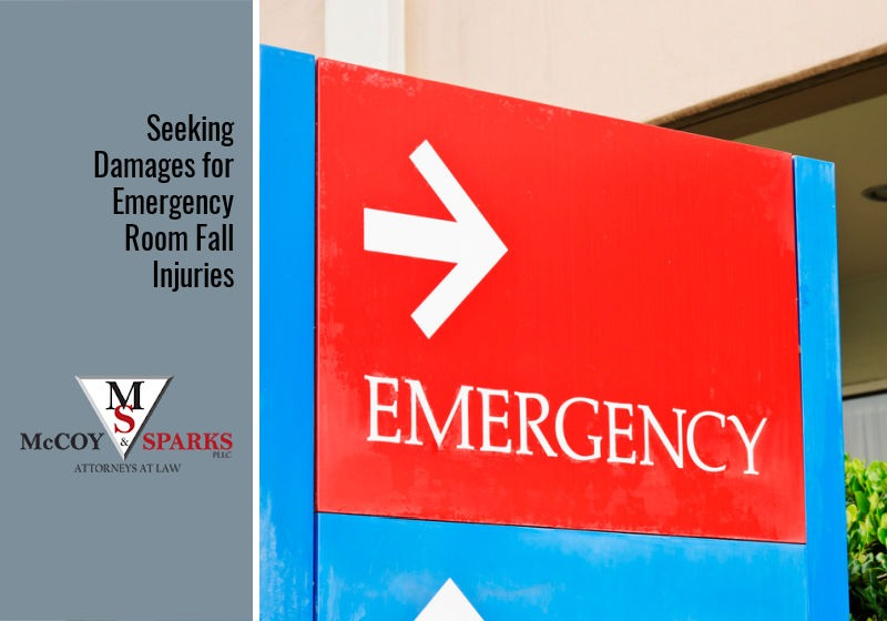 Seeking Damages for Emergency Room Fall Injuries
