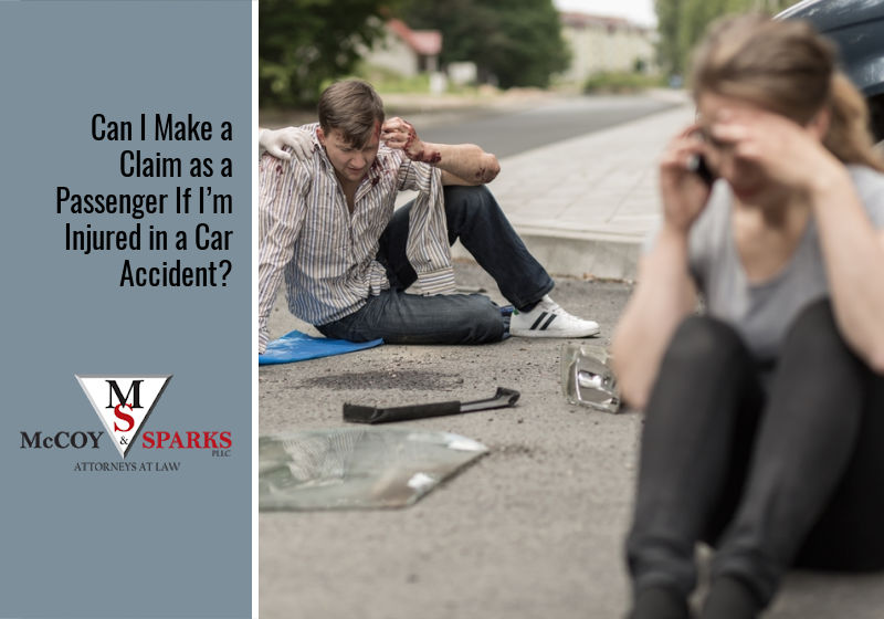 Can I Make a Claim as a Passenger If I'm Injured in a Car Accident?