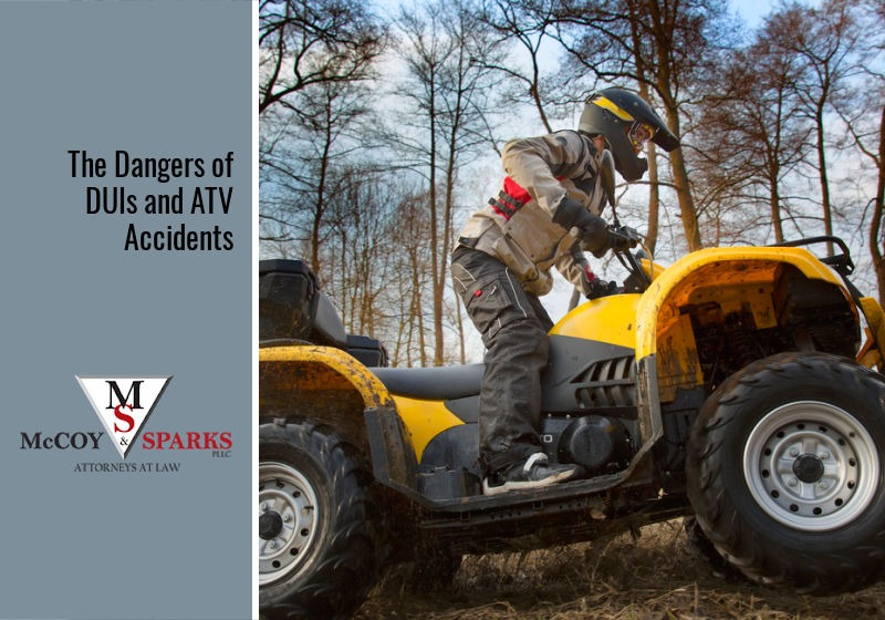 dui accidents involving atvs