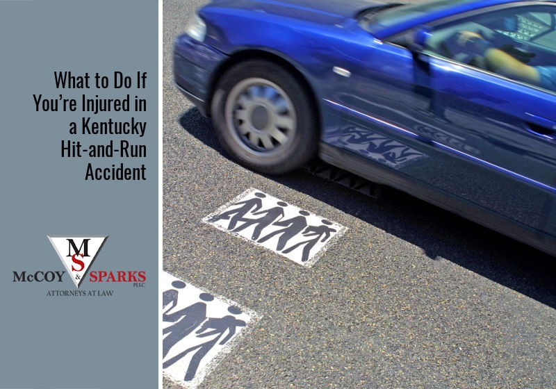 What to Do If You're Injured in a Kentucky Hit-and-Run Accident