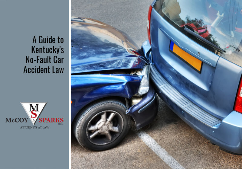 A Guide to Kentucky's No-Fault Car Accident Law