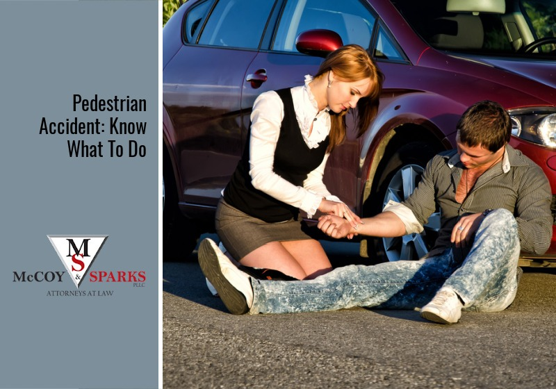 Pedestrian Accident: Know What To Do