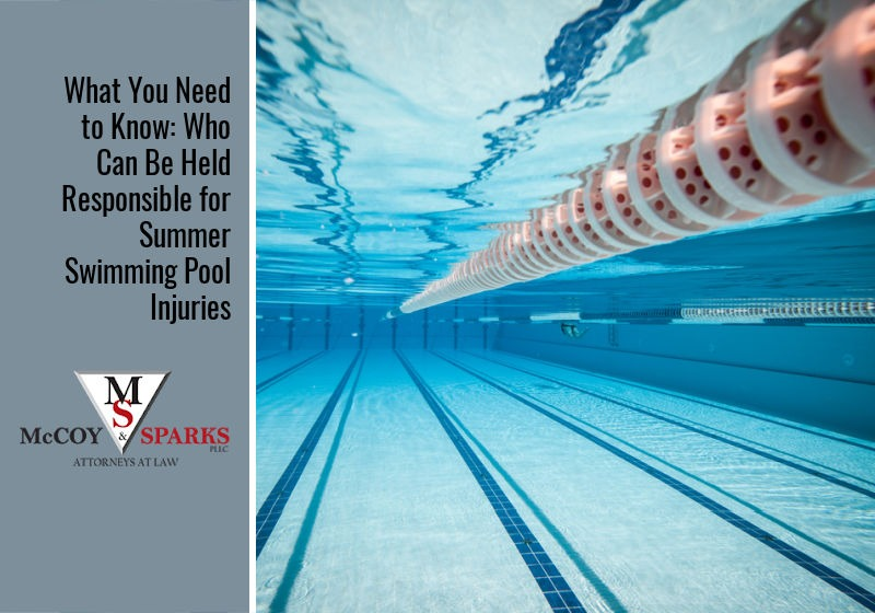 What You Need to Know: Who Can Be Held Responsible for Summer Swimming Pool Injuries