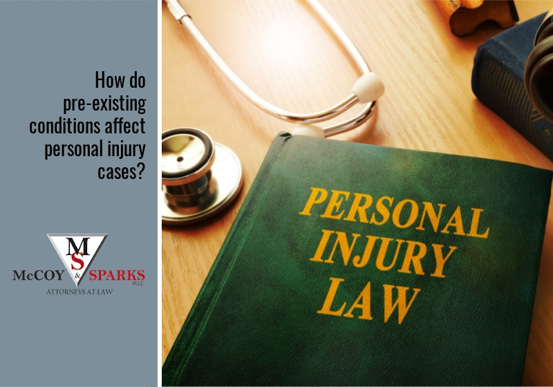 How Do Pre-Existing Conditions Affect Personal Injury Cases?